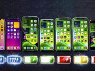 Modelos iPhone batería
