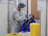 Test de coronavirus