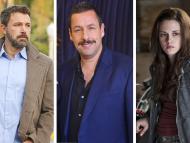 Actores malos de Hollywood