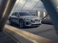 Audi e-Tron Sportback foto portada