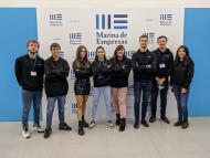 Equipo de la startup Internxt