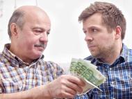 Errores de los padres con el dinero y los niños