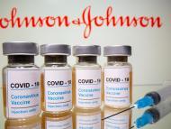 Ilustración de la vacuna de Johnson & Johnson
