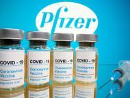 Ilustración de la vacuna de Pfizer.