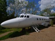The Jet Star Private Jet Redberth UK Airbnb
