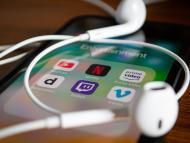 Aplicaciones streaming en un iphone (Netflix)
