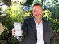 Ben Smith, CEO fundador de Check-in Scan.