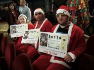 Comprobar ganador Lotería de Navidad