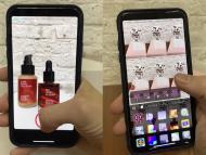 Ejemplos de publicaciones con TikTok de Freshly Cosmetics y MyFamily
