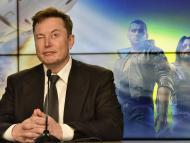 Elon Musk, CEO de Space X y Tesla.
