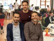 Fundadores de Genial.ly.