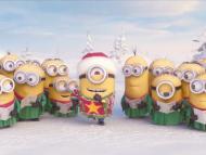 Minions navideños