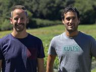 Pablo Quintero y Pablo Kaperotxipi, fundadores de Proyecto Kulto