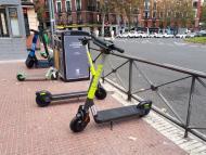 Patinete Link Superpedestrian Madrid