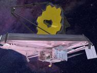 Prototipo de James Webb, el futuro telescopio de la NASA