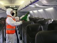 5 claves por las que el riesgo de contagio en aviones es bajo