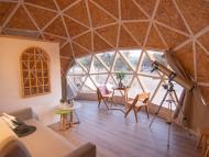 Casa cúpula Airbnb