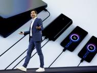 El CEO y fundador de Xiaomi Lei Jun