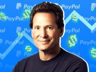 Dan Schulman, el CEO de PayPal