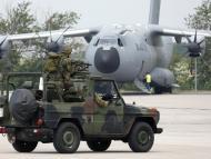 España crece en la exportación de armas hasta convertirse en la séptima potencia