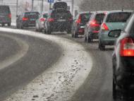 estado carreteras afectadas nieve