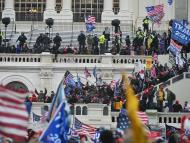 How pro-Trump rioters ransacked the Capitol with so little resistance