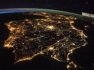 Imagen España espacio