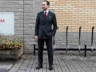 Kostas Mandilaris renunció a su trabajo para fundar The Noble Shoe en 2019.