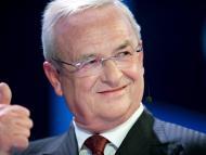 Martin Winterkorn, ex CEO de Volkswagen
