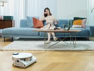 Nuevo aspirador inteligente de Samsung