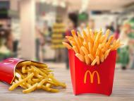 Patatas fritas de mercadona