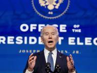 El presidente de EEUU, Joe Biden
