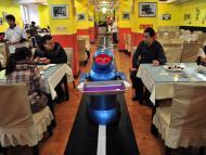 robot camarero hostelería