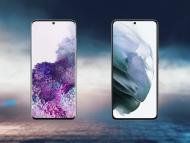 Samsung Galaxy S20 vs Samsung Galaxy S21