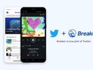 Twitter compra Breaker