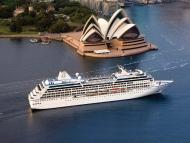 This 180-day global cruise is at least $41,600 a person and sold out in one day - see what it will be like on board