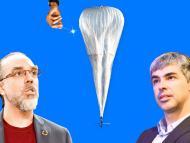 Astro Teller y Larry Page