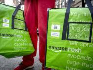 Bolsas de reparto de Amazon Fresh