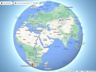 La carretera más larga del mundo mide 23.000 kilómetros y cruza 17 países y 3 continentes