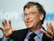 El cofundador de Microsoft, Bill Gates.