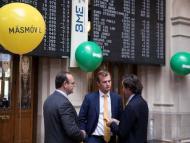 El Corte Inglés prepara su aterrizaje en la telefonía móvil e internet a través de un acuerdo con MásMóvil