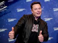 Elon Musk is a fan of crypto