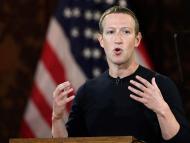 Facebook CEO Mark Zuckerberg's wealth increased substantially in 2020.