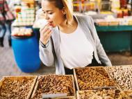 frutos secos que te ayudan a estar saciado