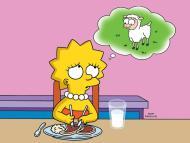 Lisa Simpson filete