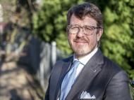Luca Pronzati, director de innovación empresarial de MSC Cruceros.