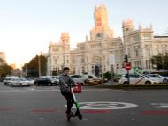 Patinete Madrid Ayuntamiento