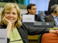 Pilar del Castillo, eurodiputada del PP.