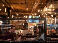 Restaurantes durante la pandemia de coronavirus