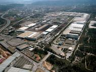 Seat fábrica Martorell